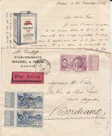 EAC 3F50 Expositon Coloniale Paris 1931 O. Dakar 1931 - Senegal (1887-1944)