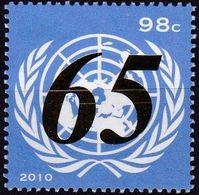 UNO-Wien, 2010, 1226,  MNH **, 65 Jahre Vereinte Nationen. - Unused Stamps