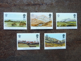 1994  25th Anniversary Of Investiture Of The Prince Of Wales  Paintings    SG = 1810 / 1814  **  MNH - Ungebraucht