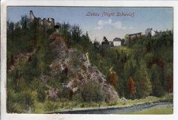 Cpa Liebau Vogtl Schweiz - Vogtland