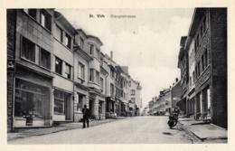 AK - ST. VITH (Eifel) - Partie In Der Hauptstrasse 1955 - Non Classificati