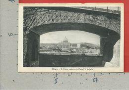 CARTOLINA NV ITALIA - ROMA - S. Pietro Veduto Da Castel S. Angelo - 9 X 14 - San Pietro