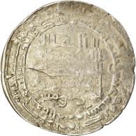 Monnaie, Abbasid Caliphate, Al-Muqtadir, Dirham, AH 310 (922/923), Harran, TB+ - Islamiche