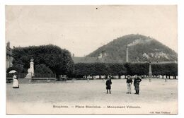 88 / Bruyères / Place Stanislas / Monument Villemin - Bruyeres