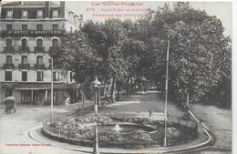 Bagnères De Bigorre - Promenade Des Coustous , Gd Hôtel D'Angleterre - Bagneres De Bigorre