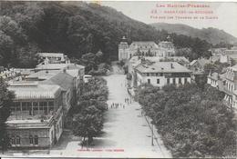 Bagnères De Bigorre - Vu Sur Les Thermes Et Le Casino - Bagneres De Bigorre