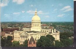 C. Postale - Georgia State Capitol - Circa 1950 - Non Circulee - A1RR2 - Atlanta