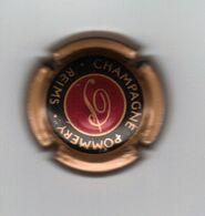 Capsula E Capsule Italia - Champagne Pommery - Capsules Mousseux - Sparkling Wine - Schaumwein - Placas De Cava - Clicquot (Veuve)