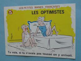 HUMOUR EROTICO - COMIQUE -- Lot De 11 Cartes Postales Modernes Différentes Dont Illustrateur ALEXANDRE - Humour