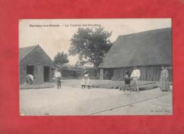 CPA  -  Thorigny Sur Oreuse - La Tuilerie Des Bruyères - France