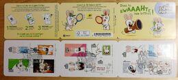 "2020 - CARNET ""The LAPINS CRÉTINS"" - OBLITERE 1er JOUR - PARIS - 24.07.2020 - Used Stamps"