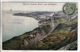 Cpa Warren Between Dover Und Folkestone - Folkestone