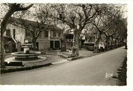 Carte Postale Sollies Toucas - Avenue De La Promenade - Sollies Pont