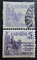Timbres Du Cid N° 1062  Différentes Nuances - 1931-Aujourd'hui: II. République - ....Juan Carlos I