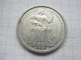 New Caledonia , 2 Francs 1949 - New Caledonia