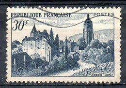 FRANCE. N°905 Oblitéré De 1951. Arbois. - Gebruikt