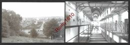 LIÈGE  2 Photos De La Prison St. Léonard. - Orte