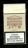Tabacco Pacchetto Di Sigarette Italia - MS Club Da 20 Pezzi  - Tobacco-Tabac-Tabak-Tabaco - Etuis à Cigarettes Vides