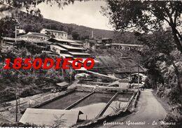 GAVORRANO - LA MINIERA F/GRANDE VIAGGIATA 1959 - Grosseto