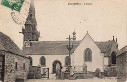 S30-013 Locquirec - L'Eglise - Locquirec