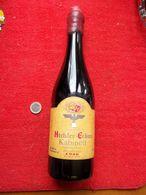 Bouteille De Vin Allemande - Militari