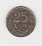 25 CENTIMES 1919 CHARLOTTE - FER - Luxemburg