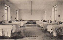 S30-020 Sanatorium De Nantes - Salle De Malades - Nantes