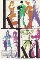 AFFICHE DE CINEMA SUR CARTE POSTALE: KIKA - Manifesti Su Carta