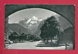 C.P. Kandersteg 1179 M  =   Mit Blümlisalpgruppe - BE Bern