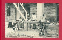 C.P. Kangu  Mayombe  = Mission De  Scheut ( Bruxelles )  :  Les  Petits  Métiers - Kinshasa - Léopoldville