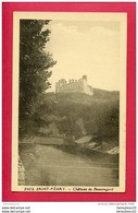 CPA (Réf : V 585) 9402 SAINT-PÉRAY  (07 ARDÈCHE) Château De Beauregard - Saint Péray
