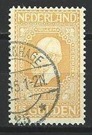 Niederlande NVPH 100, Mi 91 O - Used Stamps