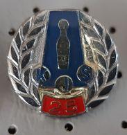 Bowling Federation Of Yugoslavia Pin - Bowling