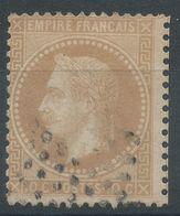 Lot N°57093  N°28B, Oblit étoile De PARIS - 1863-1870 Napoléon III Con Laureles