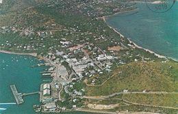 PAPUA AND NEW GUINEA - Port Moresby, Karte Gel.195?, 2 Fach Frankiert - Papua-Neuguinea