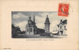 27-SAINT ANDRE DE L EURE-N°418-D/0167 - Altri Comuni