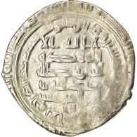Monnaie, Abbasid Caliphate, Al-Mu'tazz, Dirham, AH 254 (868/869), Fars, TB+ - Islamiche
