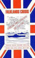 Falklands Crisis . Argentina Invasion 1982 . Malvinas . Guerre Des Malouines . - Falkland Islands