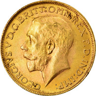 Monnaie, Afrique Du Sud, George V, Sovereign, 1928, Pretoria, SUP, Or, KM:21 - Sudáfrica