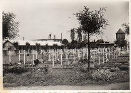 SAINT LOUIS -  Carré Cimetière Militaire Français 1944-1945 - Saint Louis