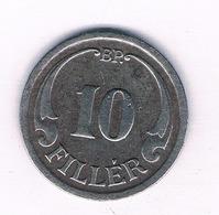 10 FILLER 1940  HONGARIJE /5695/ - Hungría