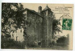 Salignac Château De Toulgou (rare) - France