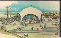 C. Postale - New York World's Fair - Pavillion Of 2000 Tribes - 1964 - Non Circulee - A1RR2 - Catskills