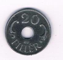 20 FILLER 1941  HONGARIJE /5696/ - Hungría