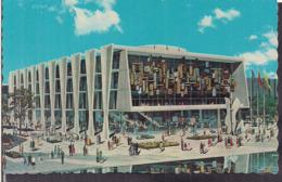 C. Postale - New York World's Fair - The Hall Of Education - 1964 - Non Circulee - A1RR2 - Catskills