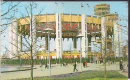 C. Postale - New York World's Fair - The New York Pavillion - 1964 - Non Circulee - A1RR2 - Catskills