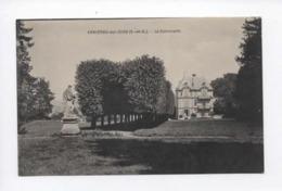 CPA -  Asnières-sur-Oise  - (S.-et-O.) - La Commerie - Asnières-sur-Oise