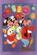 DISNEY Goofy Minie Et Mickey - Disneyworld