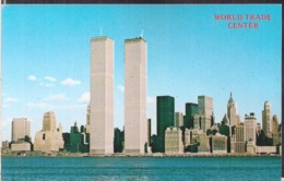 C. Postale - The World Trade Center - Circa 1970 - Non Circulee - A1RR2 - World Trade Center