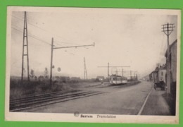BERTEM   -   Tramstation - Bertem